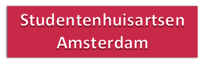 Studentenhuisartsen Amsterdam