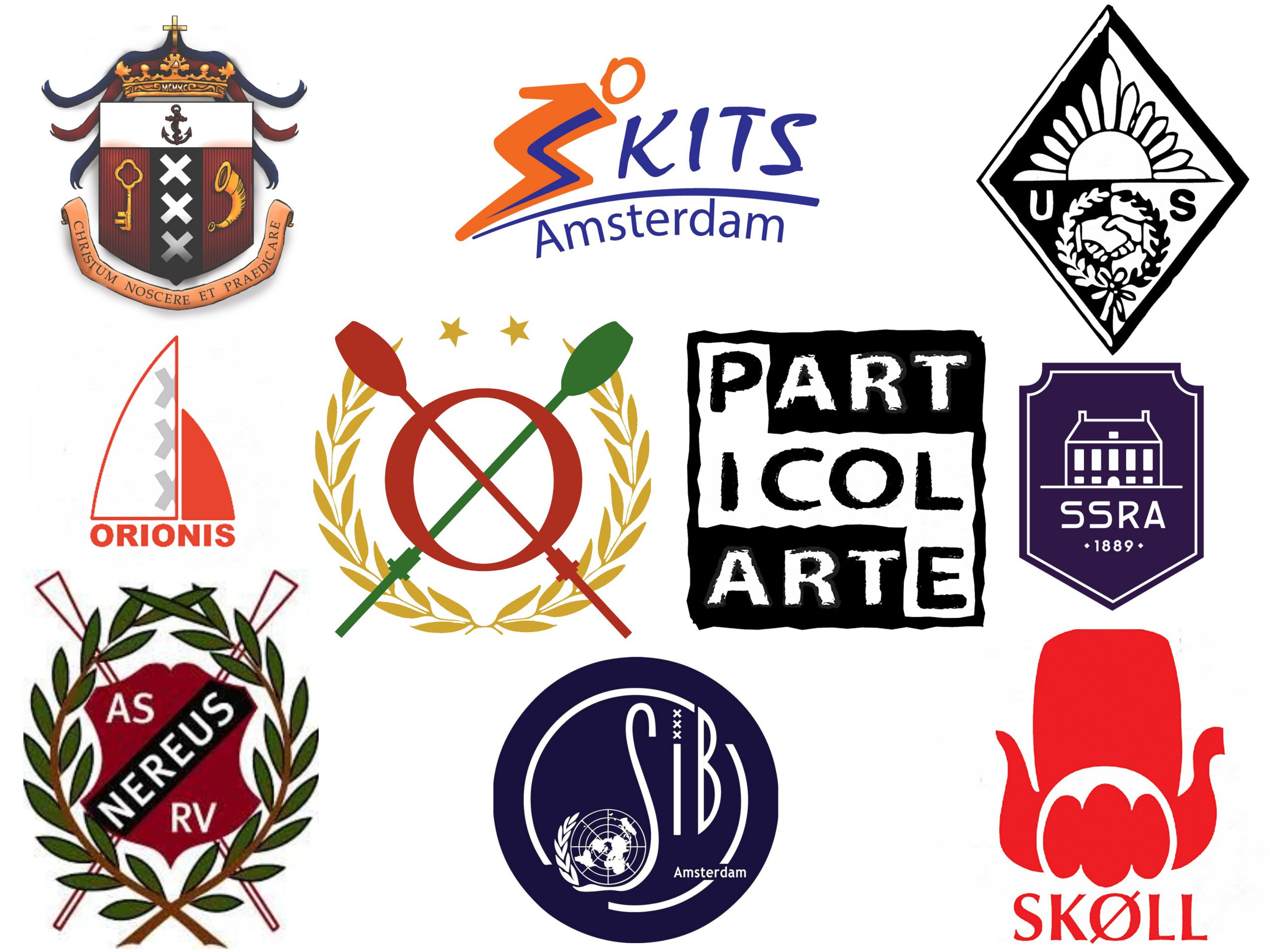 Collage lidverenigingen LKvV